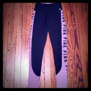 BNWOT! Vs PINK Yoga Leggings XS